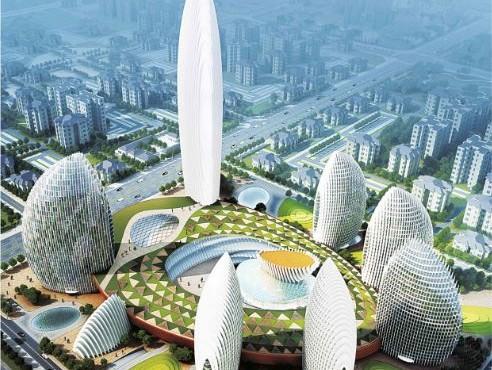 Luanda's landmark commercial development
