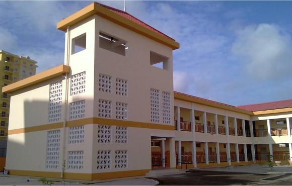 School in Kilamba