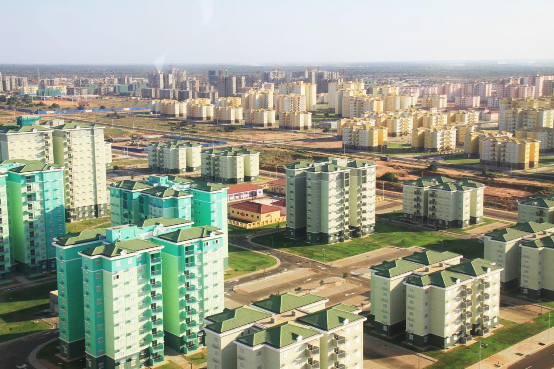 Kilamba the new city